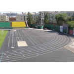 Регупол для спортивных площадок