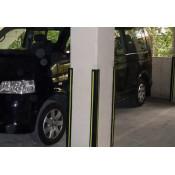 Резиновые отбойники для парковок (2)