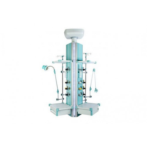Консоль подвесного типа, предназначенная для палат интенсивной терапии MG-YOT-A
