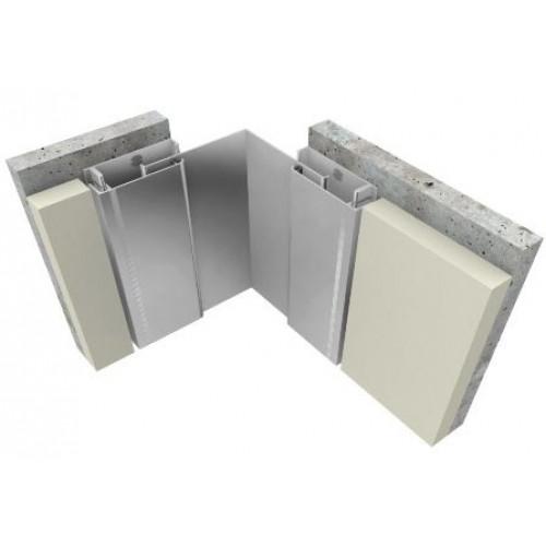Стеновой/потолочный профиль компенсационного соединения