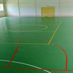 Выполнены работы на объекте: Малобюджетный спортивный комплекс ст. Рязанская