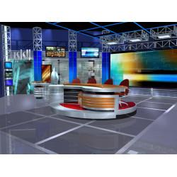 Фальшпол для телестудий и радиовещательных компаний