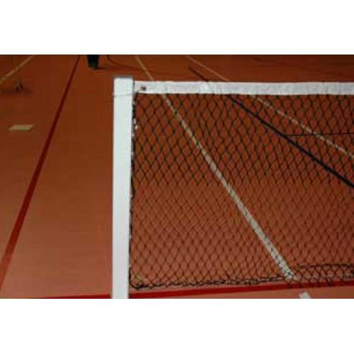 Стойки теннисные из квадратного алюминиевого профиля РР-405