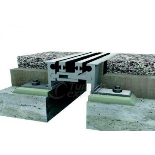 Деформационный шов для промышленных конструкций
